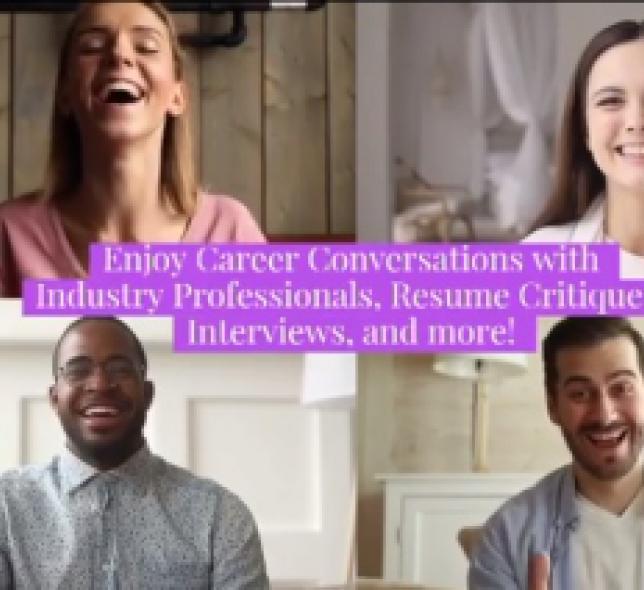 LIM Hosts Virtual Career Fair